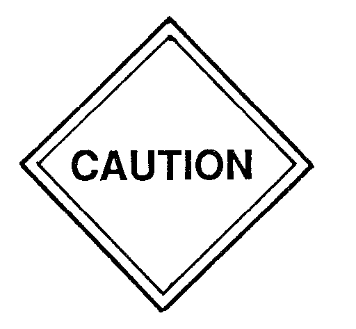 Caution clipart black and white. Mormon share traffic sign