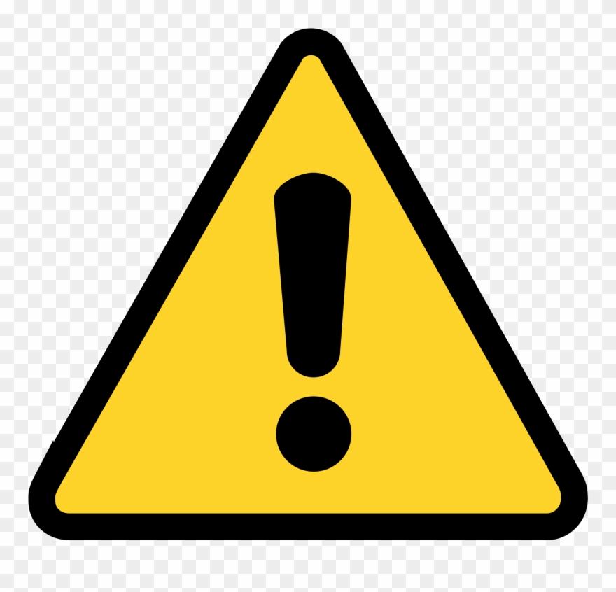 Sign png download pinclipart. Caution clipart caution symbol