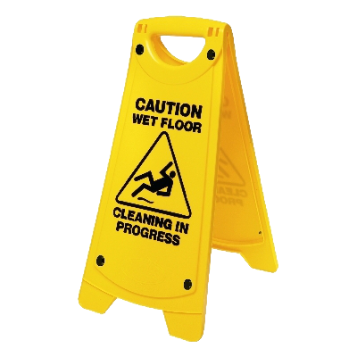 Caution clipart caution wet floor. Workplace safety signs products