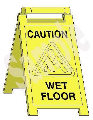 Caution clipart caution wet floor. Sign clip art