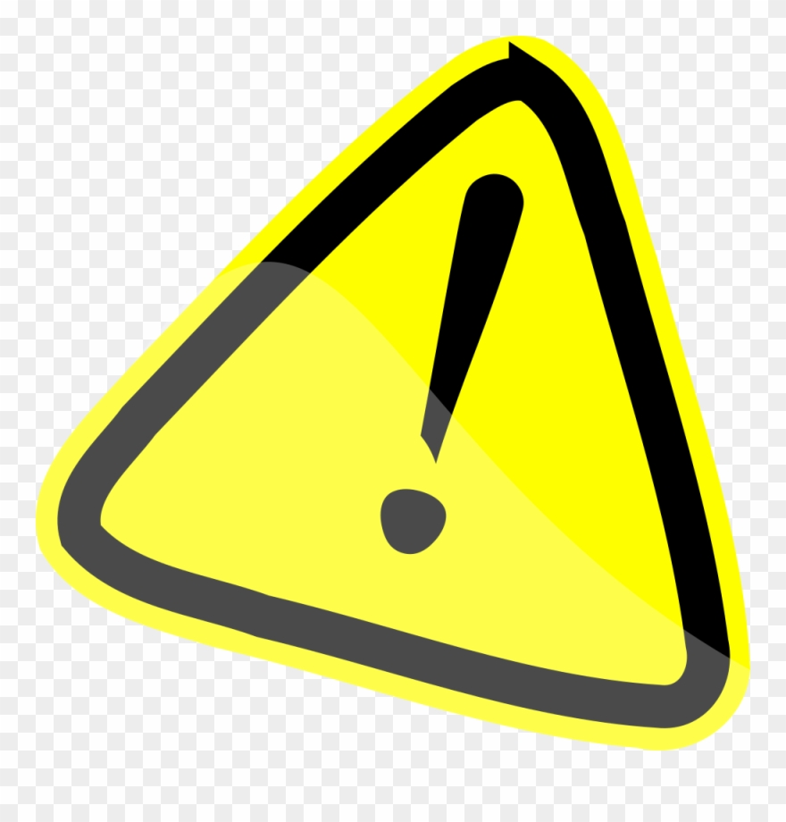 Caution clipart clip art. Sign warning clipartall risks