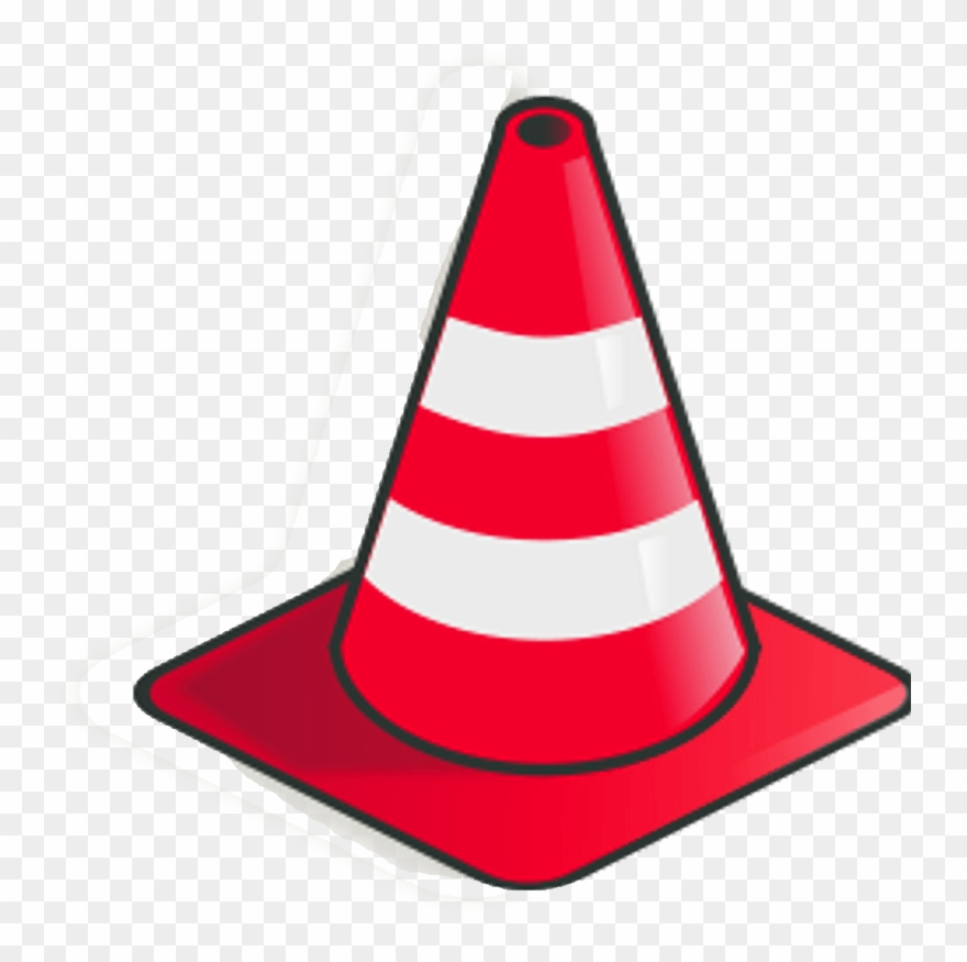 Clip art traffic png. Caution clipart cone