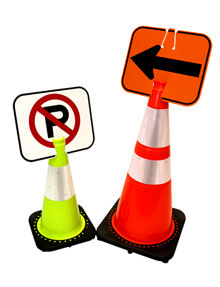 Traffic signs clip on. Caution clipart cone