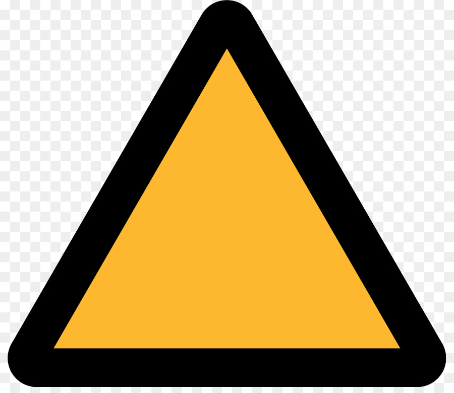 Caution clipart cone. Warning sign symbol clip