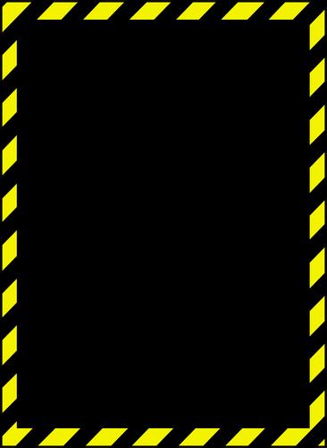 Tape clip art vector. Caution clipart construction