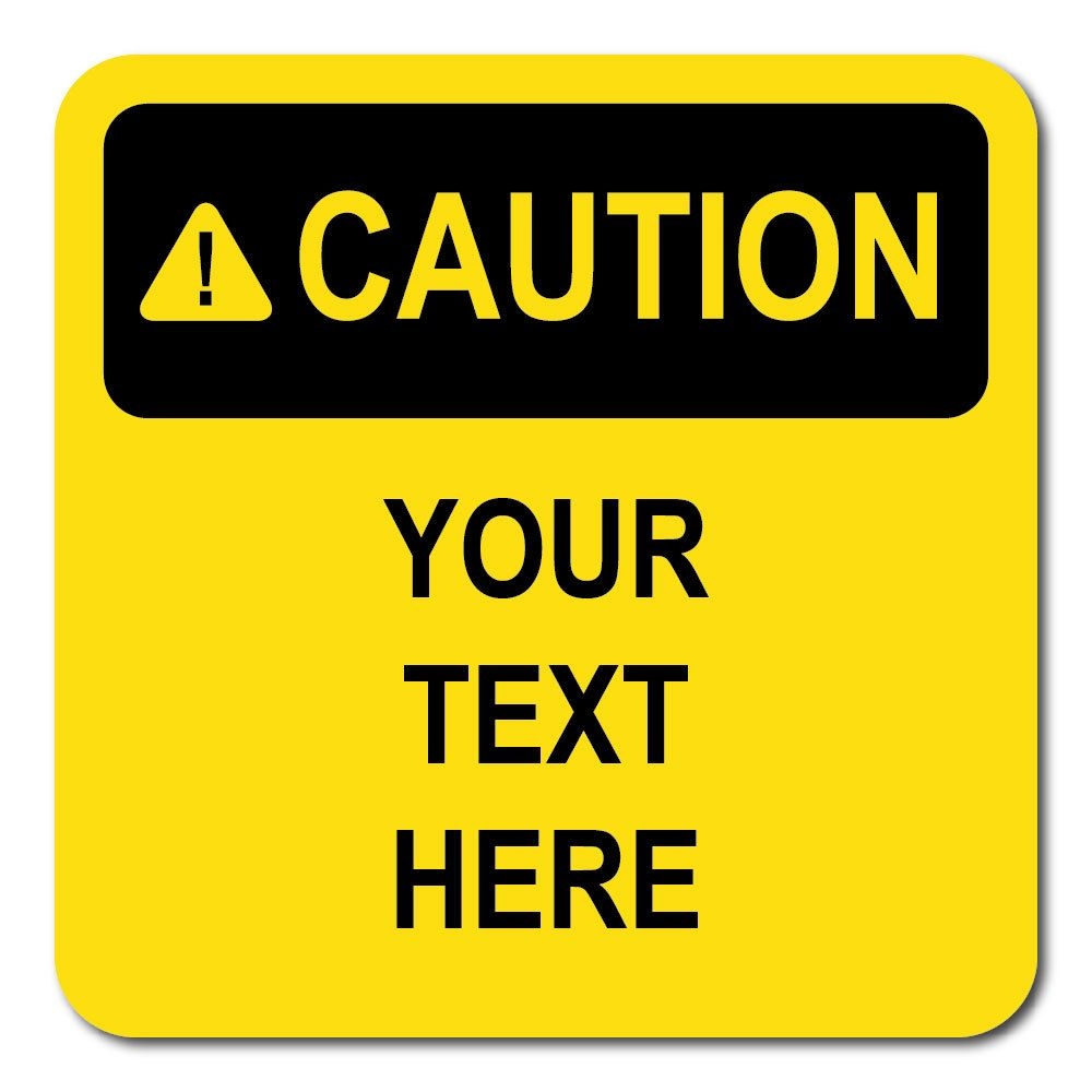 Caution clipart construction sign. Free printable warning signs