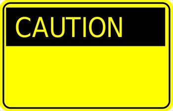 Panda free images cautionclipart. Caution clipart construction sign