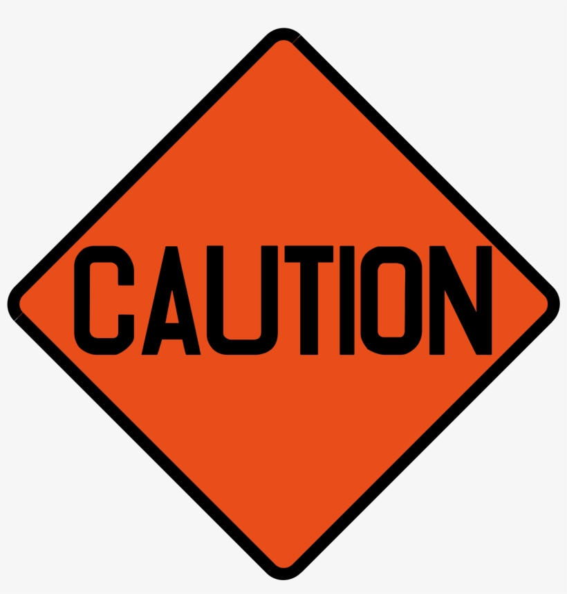 Caution clipart construction sign. Freeuse library file singapore