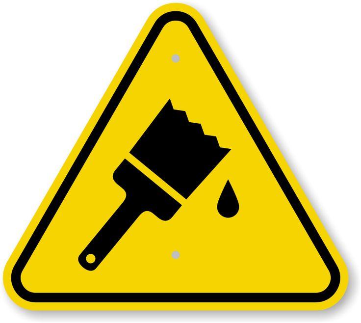 best hazard symbols. Caution clipart emergency sign