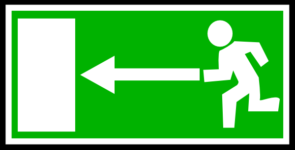 Caution clipart emergency sign. Signs