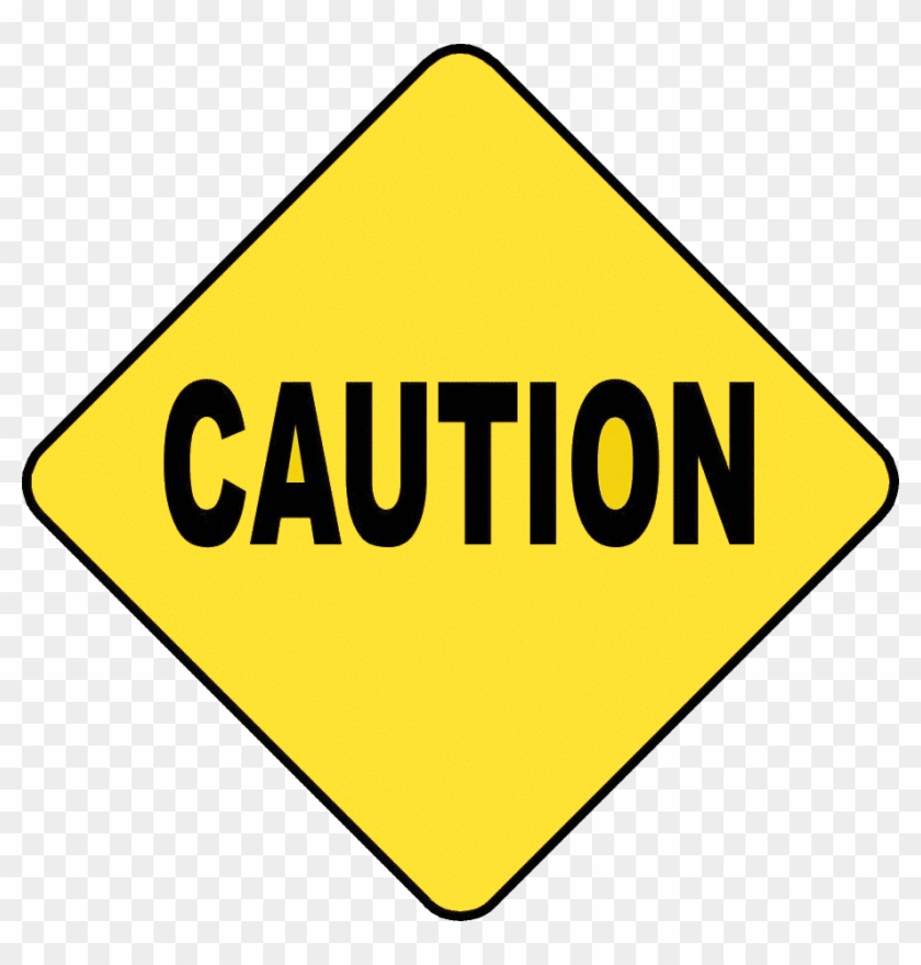 Sign icon hd png. Caution clipart emoji
