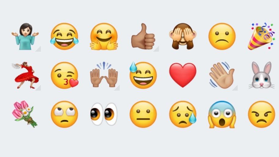 Emojis aren t just. Caution clipart emoji
