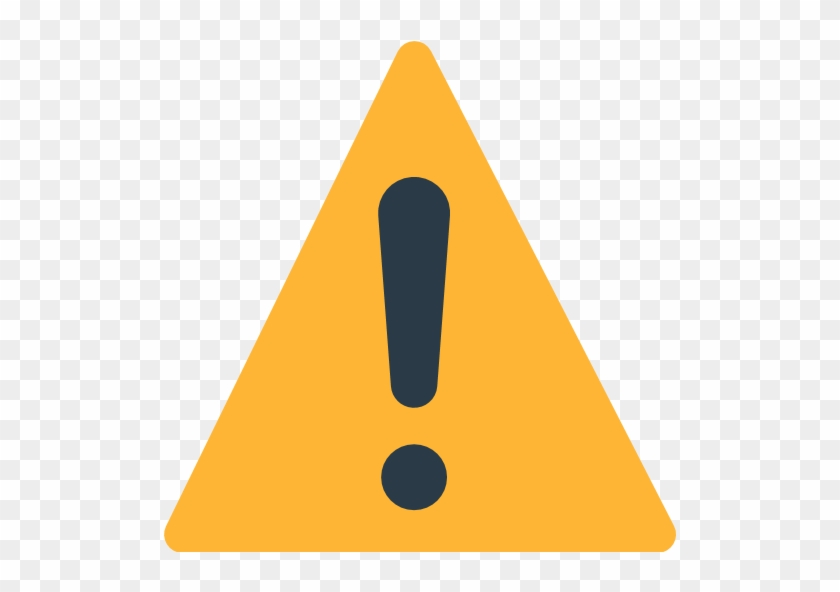Caution clipart emoji. Warning sign png free