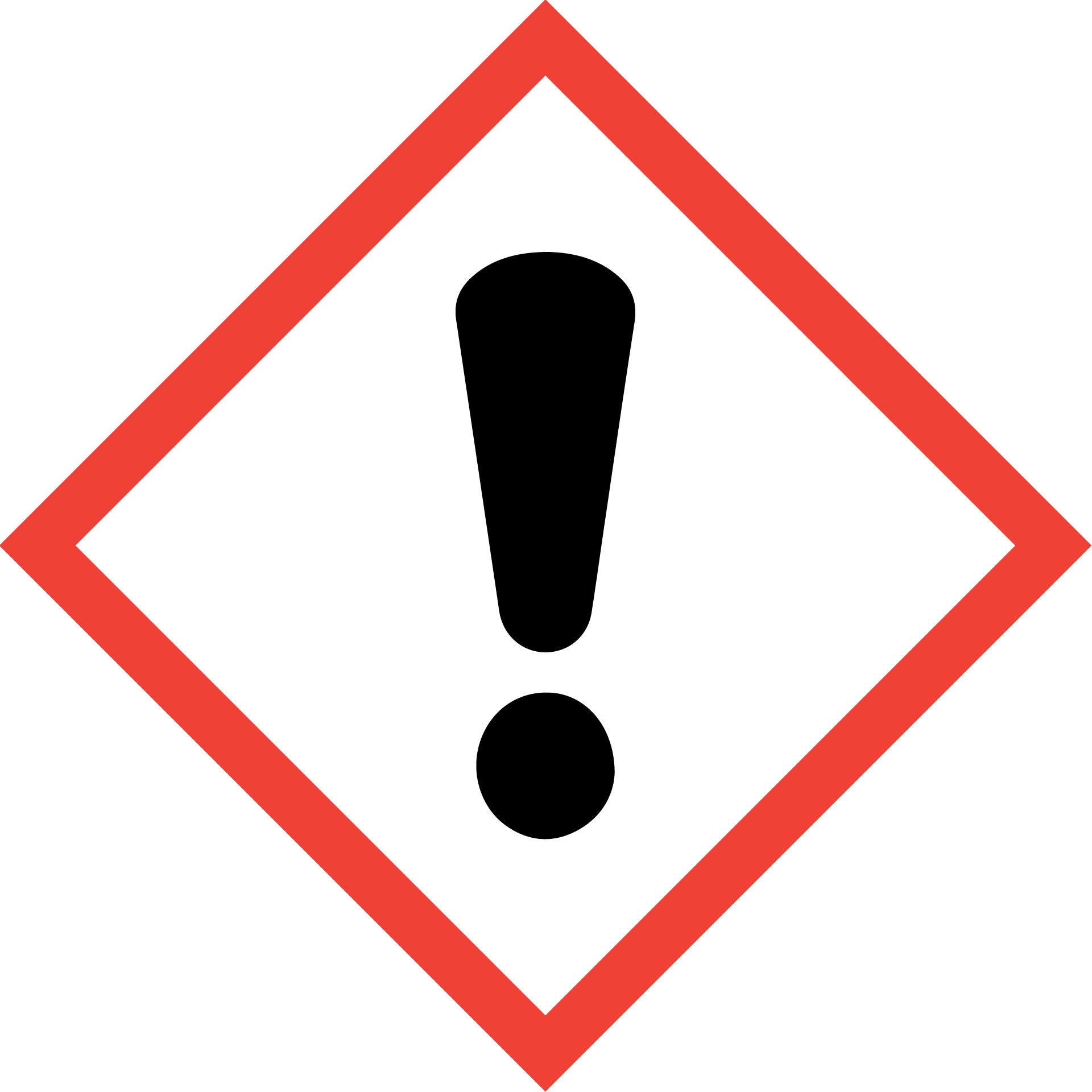 Toxic warning symbol pencil. Caution clipart mark