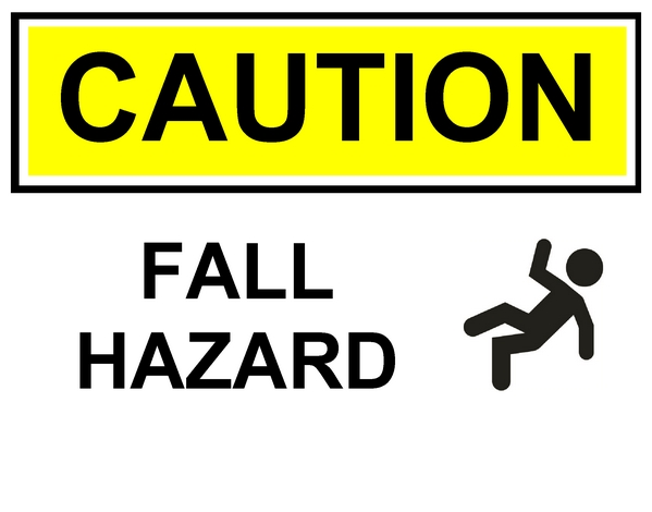 Caution clipart penalty. Forms signs fall hazard