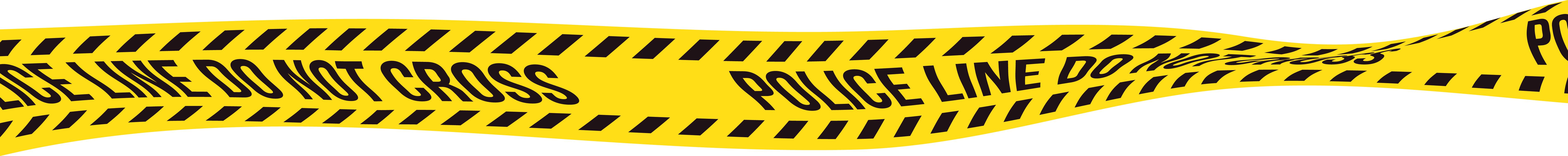 Police tape png images. Policeman clipart crime