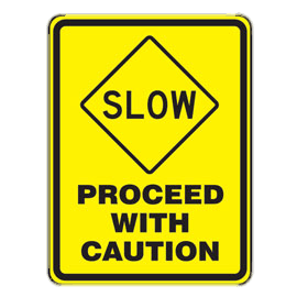 Caution clipart proceed with caution. Sign transparent png stickpng