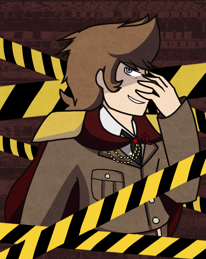 Doodle danger by ew. Caution clipart proceed with caution