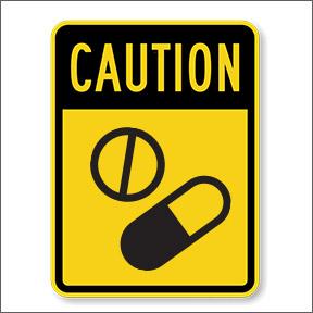 Caution clipart proceed with caution. Prescription drugs cautionprofessional supplement