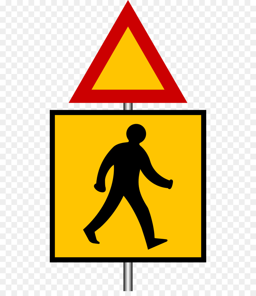 Caution clipart safety sign. Walking walk don t