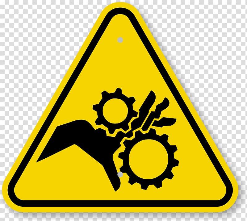 Warning sign symbol hazard. Caution clipart situation