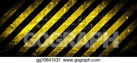 Caution clipart stripe. Drawing grunge background yellow