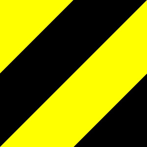 Caution clipart stripe. Warning pattern clip art
