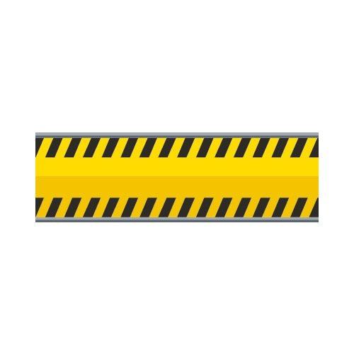 Stripes c clip art. Caution clipart stripe