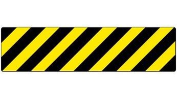 Tape border free download. Caution clipart stripe