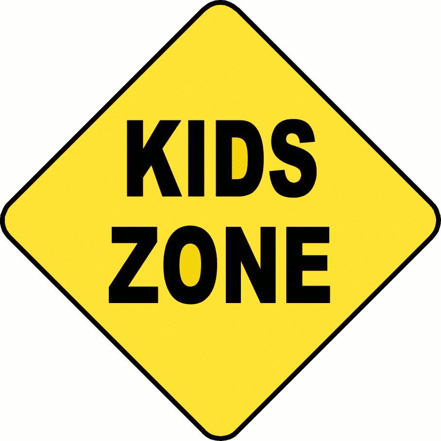 Children at play clip. Caution clipart symptom