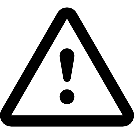 Signs icons free files. Caution clipart symptom