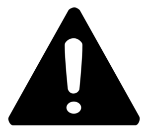Caution clipart toxic sign. Warning clip art at