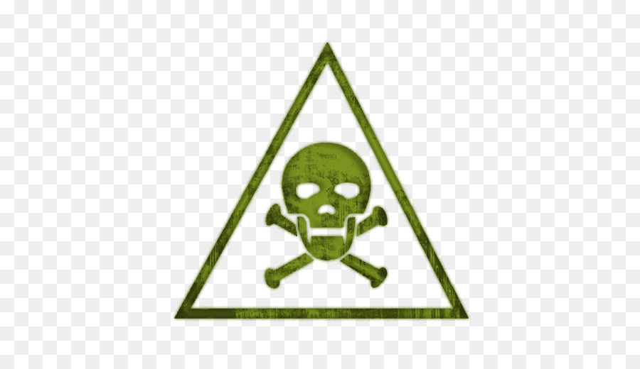 Caution clipart toxic sign. Poison computer icons hazard