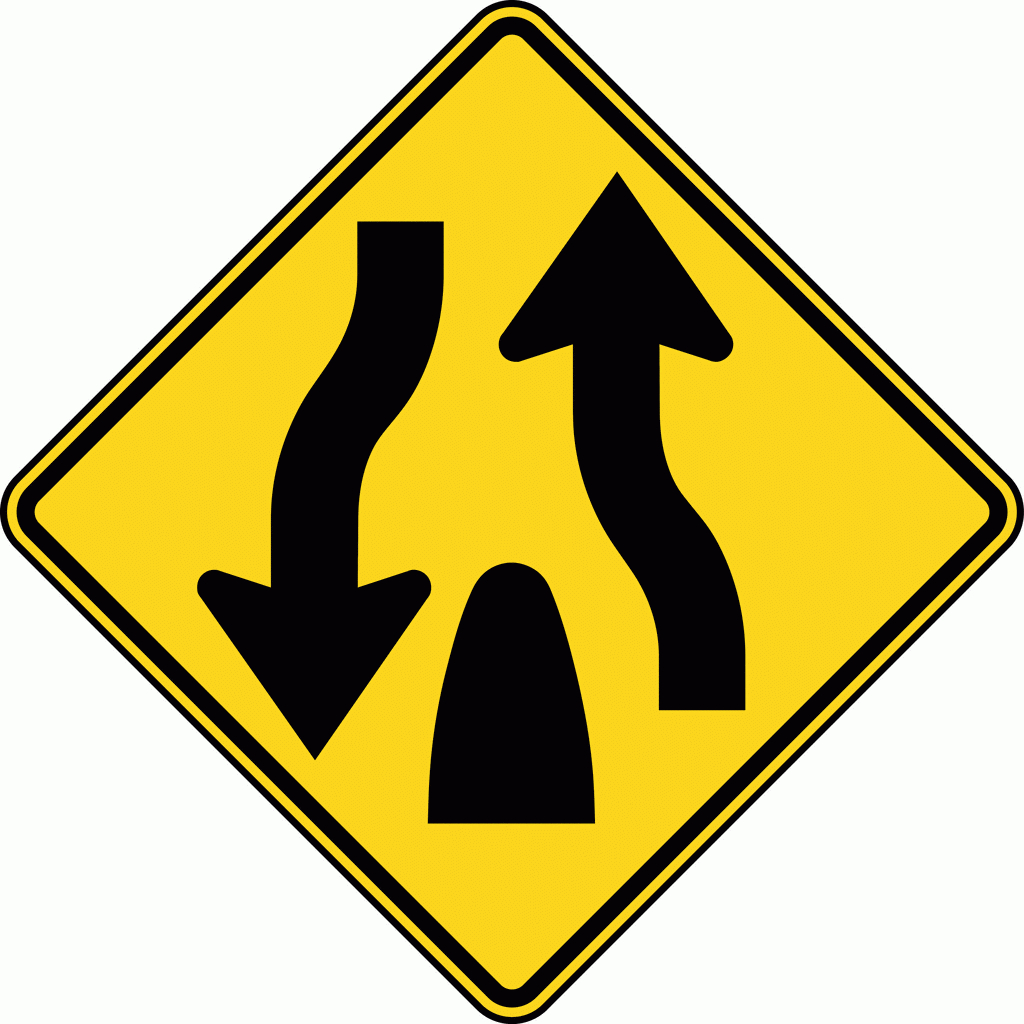 Caution clipart traffic. Street signs clip art
