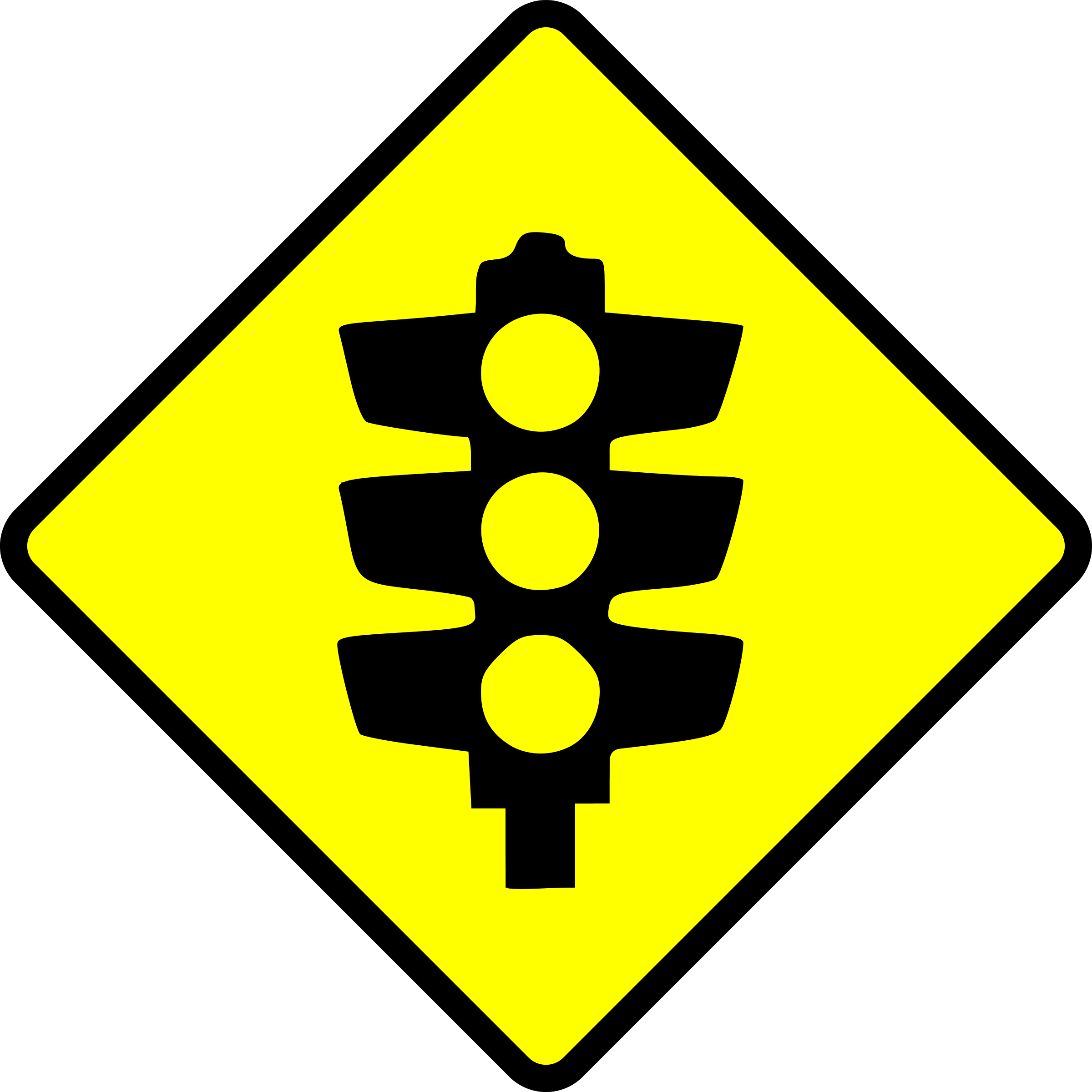 Lights big image png. Caution clipart traffic