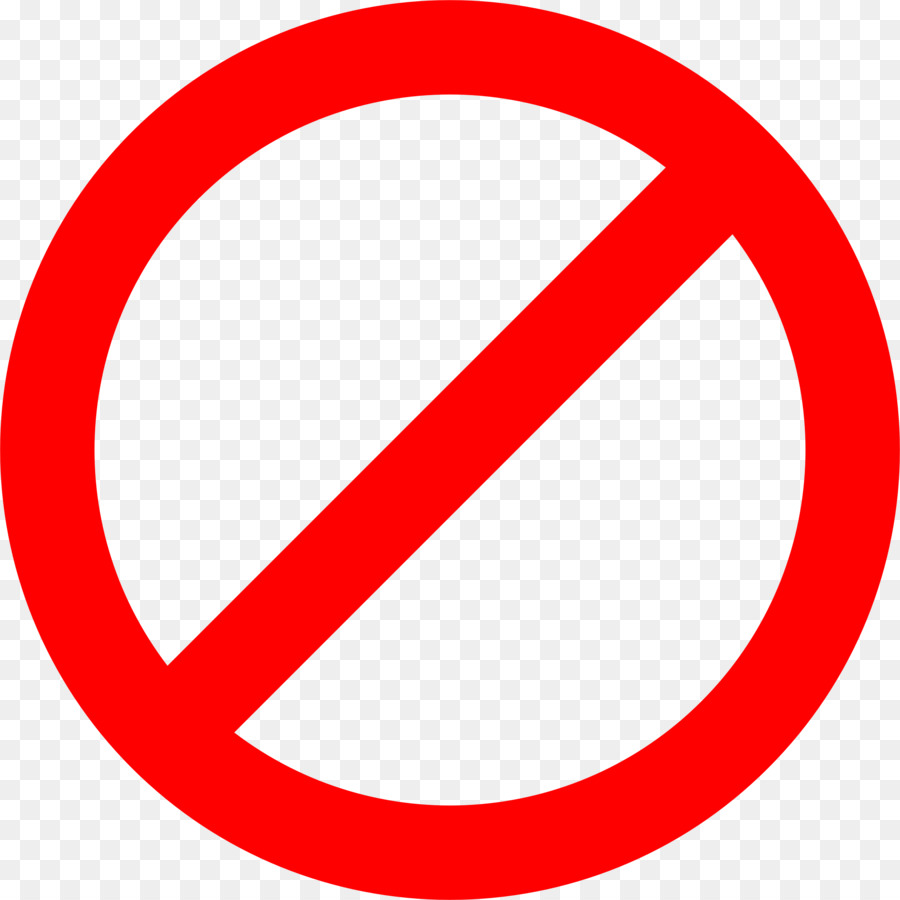 Caution clipart transparent. Stop sign no symbol