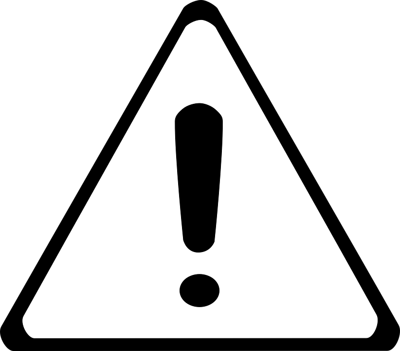 Caution clipart triangle. Symbol shop of cliparts