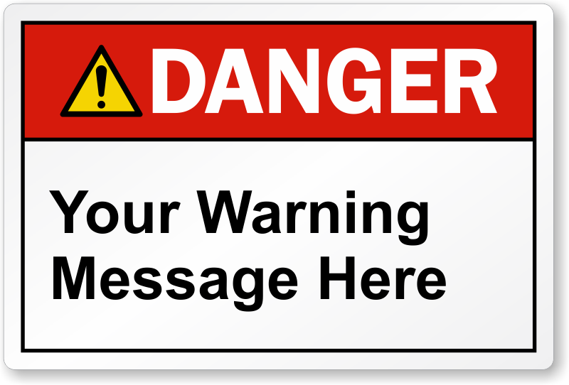 Caution clipart warning label. Sign safety sticker transparent
