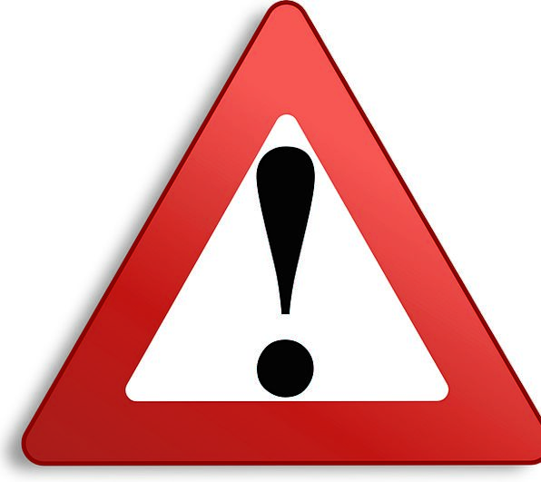 Caution clipart warning triangle. Sign symbol threesome attention