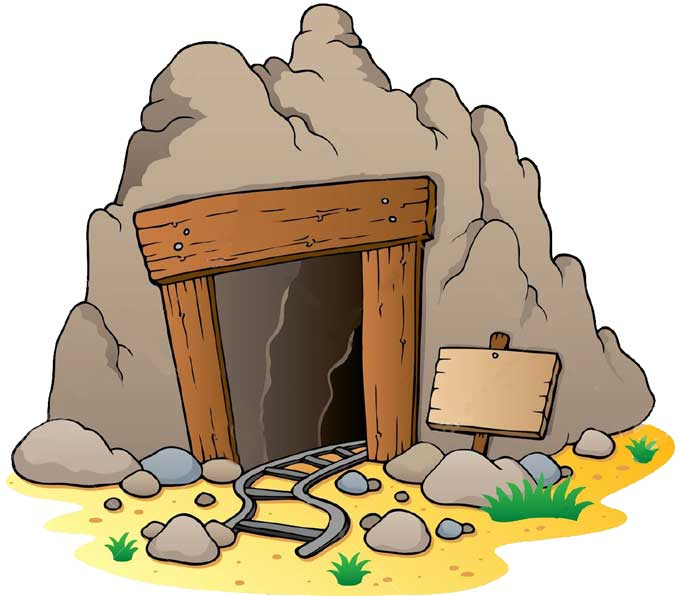 Caves information facts science. Cave clipart