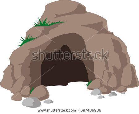 Clipart bear cave. Station