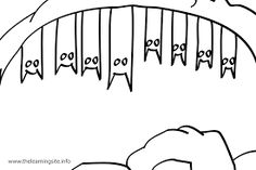 Cave clipart black and white. Image result for bat