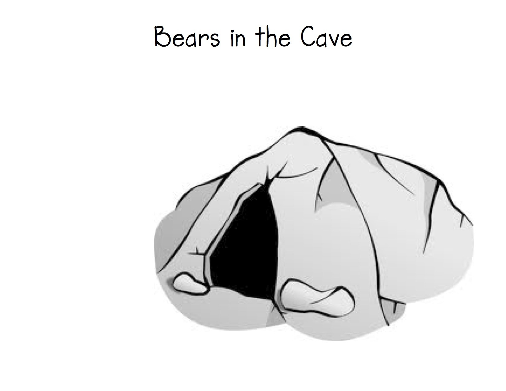 Cave clipart black and white. Best use these sle