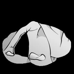 cave clipart cartoon