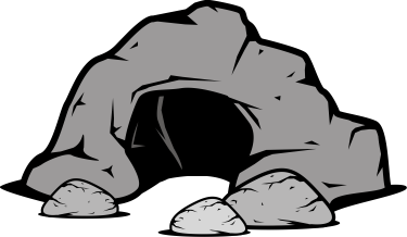 collection of png. Cave clipart cartoon