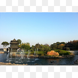 Cave clipart cave house. Dongting lake in the