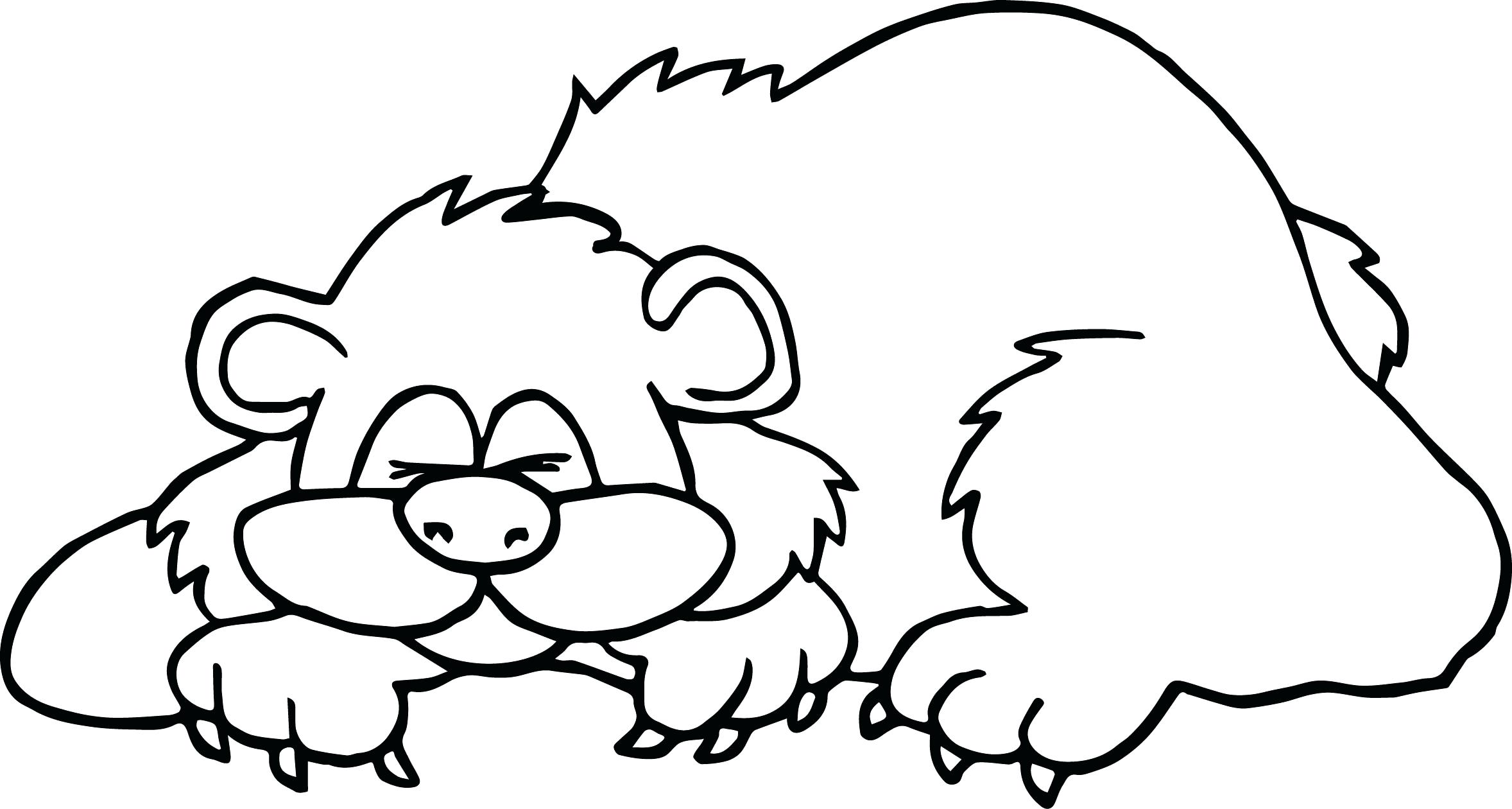 Great hibernating bear best. Cave clipart coloring page