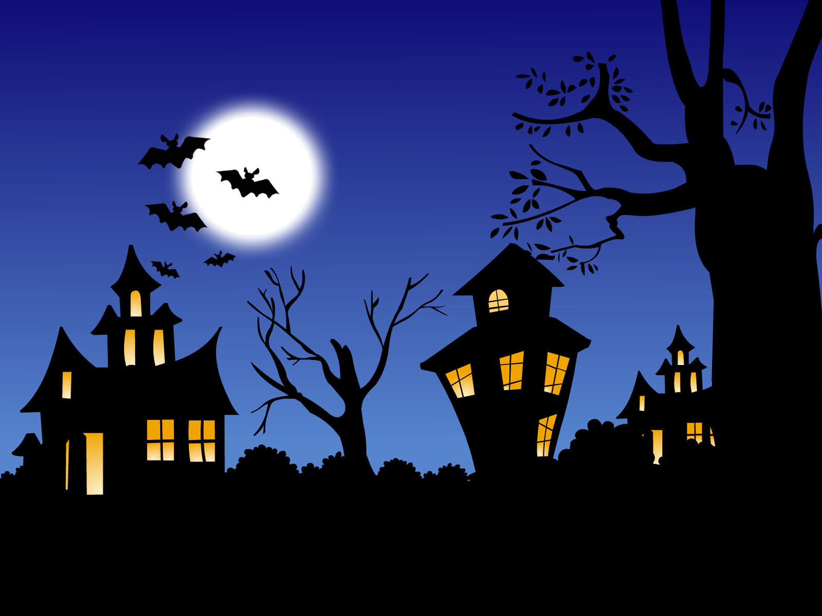 Cave clipart creepy. Halloween haunted house images