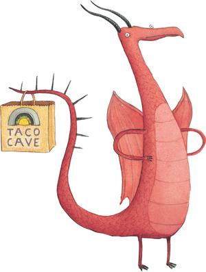 Tacos clipart i love. Contact dragons celebrate pinterest