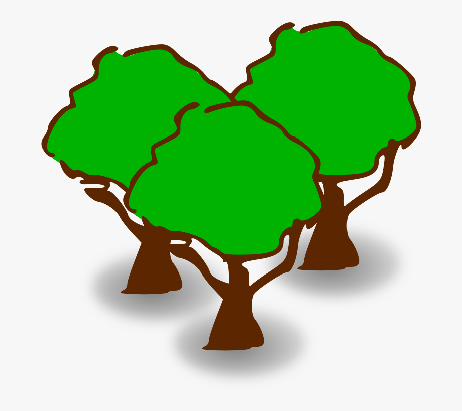 Cave clipart forest cave. In tree clip art